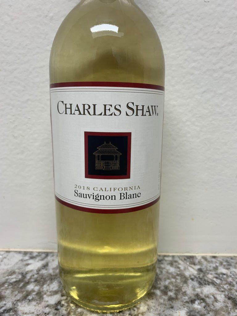 Charles shaw、トレジョのワイン