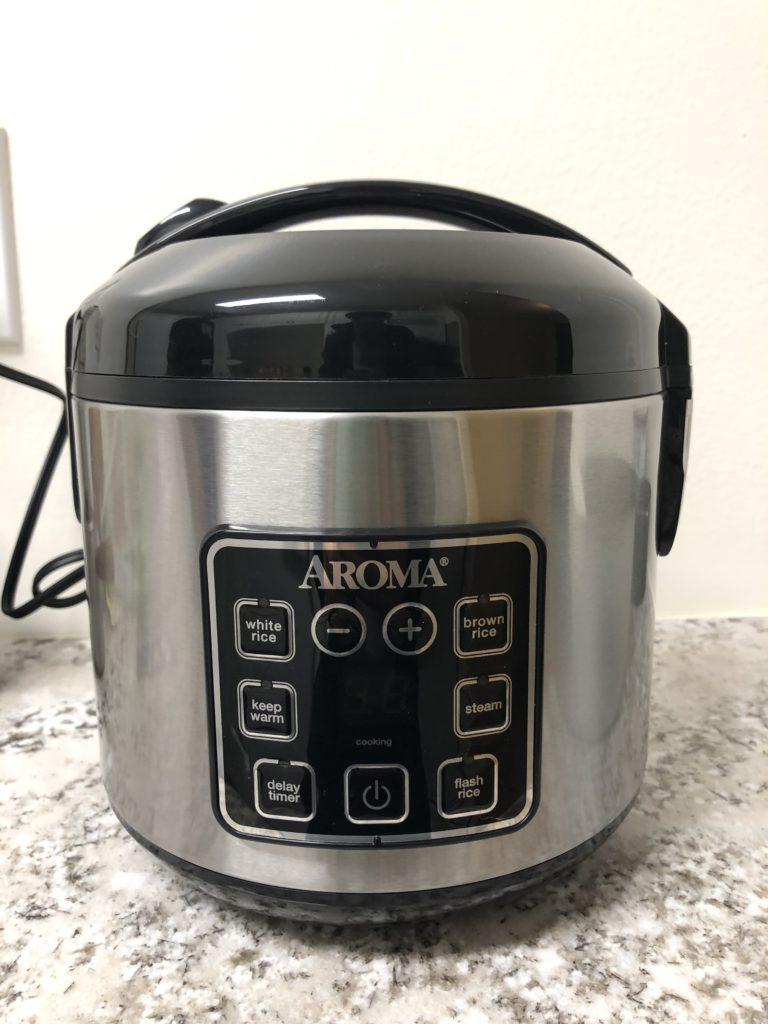 アメリカの炊飯器、AROMA