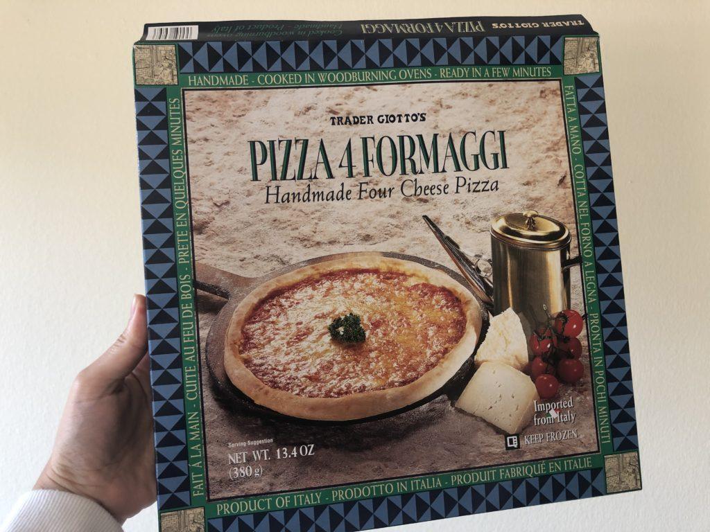 トレジョの冷凍ピザ