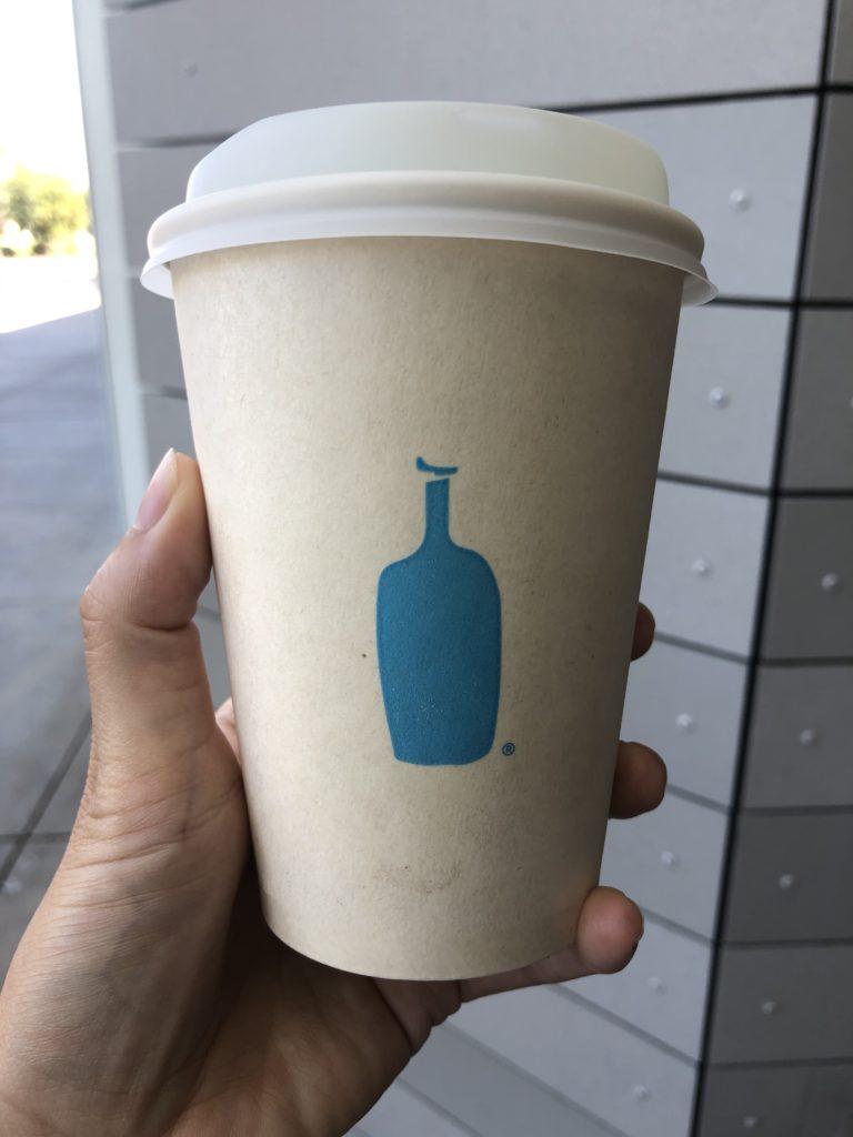 パロアルトのブルーボトルコーヒー