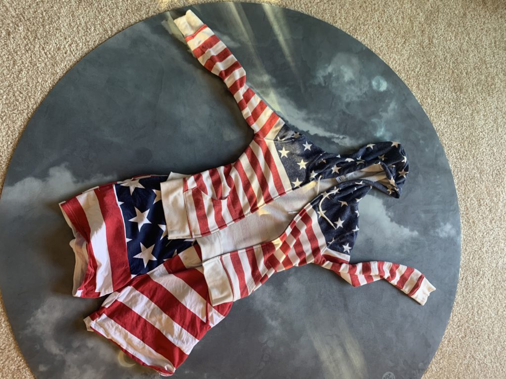 星条旗柄、インディペンデンスデイ