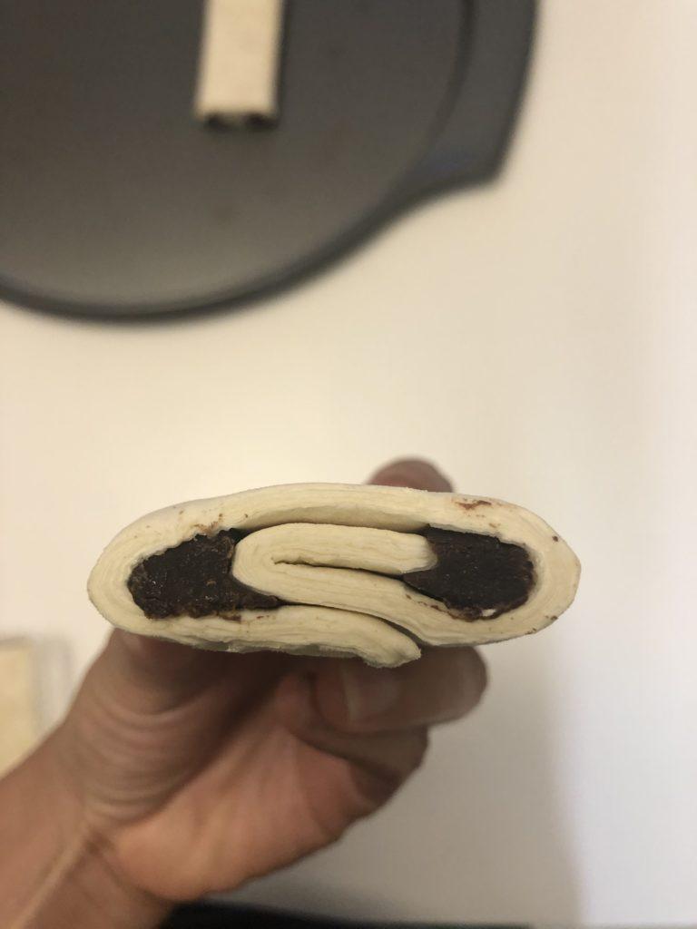 トレジョのチョコクロワッサン