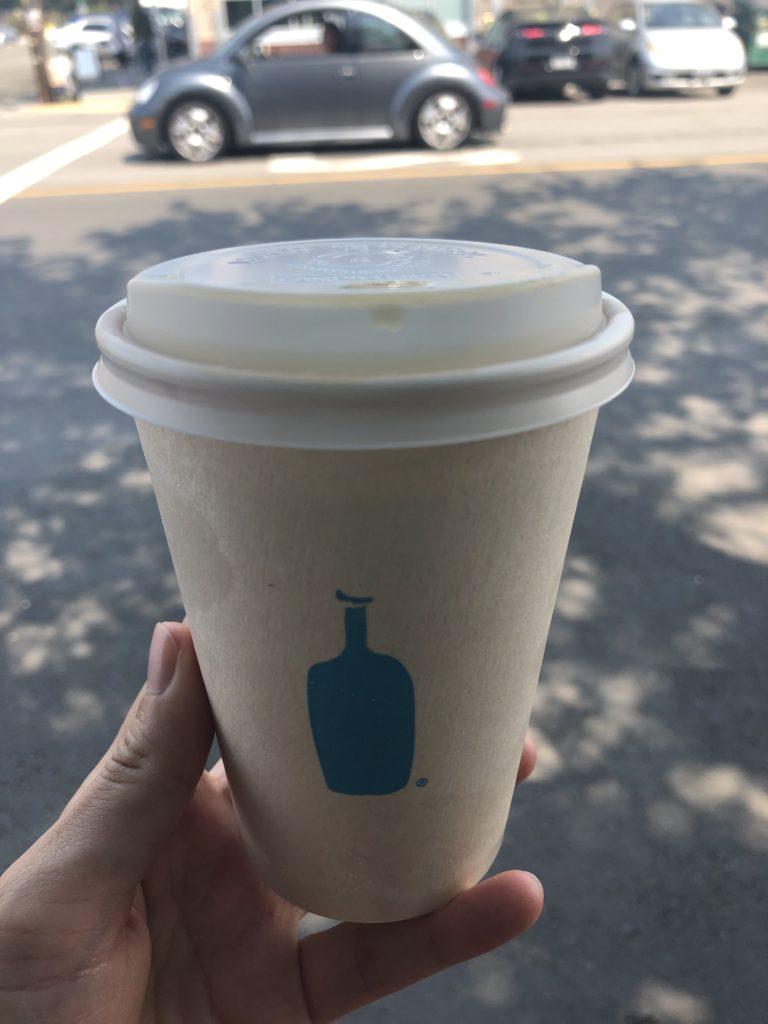 ブルーボトルコーヒー、オークランド、カリフォルニア