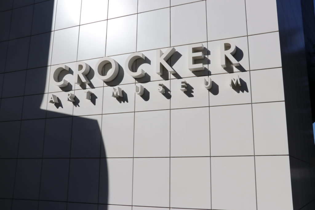 Crocker art museum、クロッカー美術館