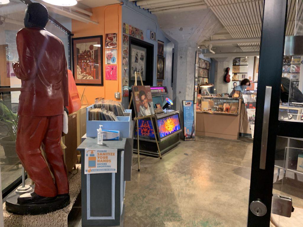 thrift shop,サクラメント