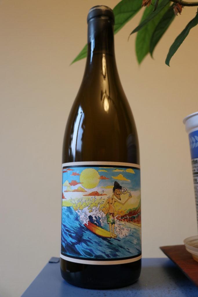カリフォルニア ビオワイン ワイン サーフィン サンタクルズ