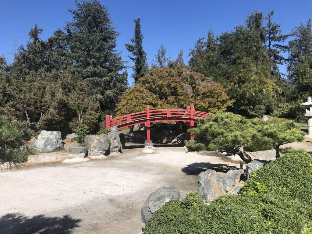 サンノゼ、Japanese friendship garden