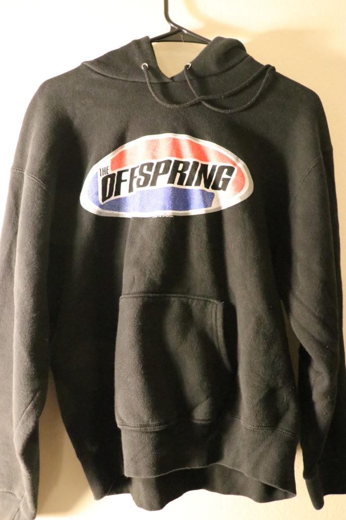 Offspring Hoodie オフスプリング パーカー