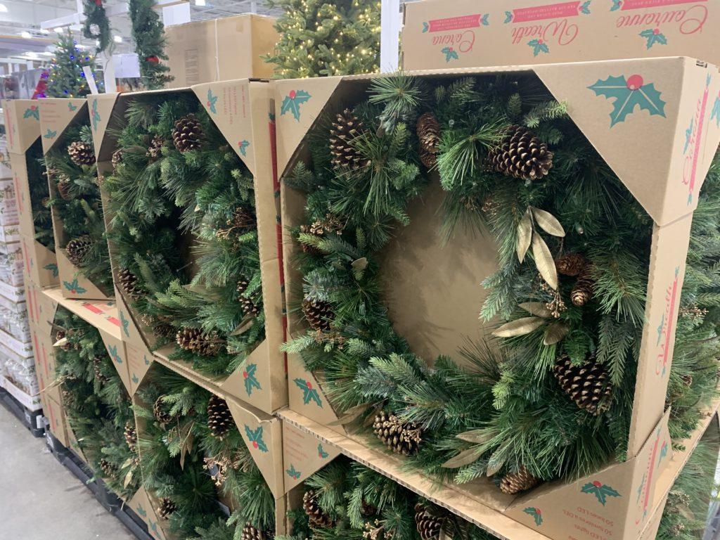 コストコ、レッドウッドシティ、クリスマス