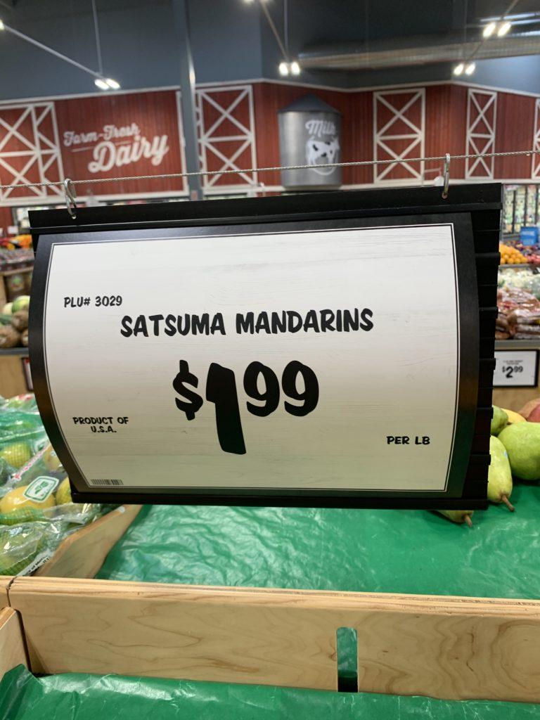 サツママンダリン、温州みかん、アメリカ