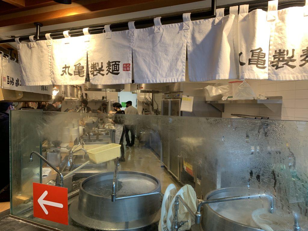 丸亀製麺、サンフランシスコ、ストーンズタウン