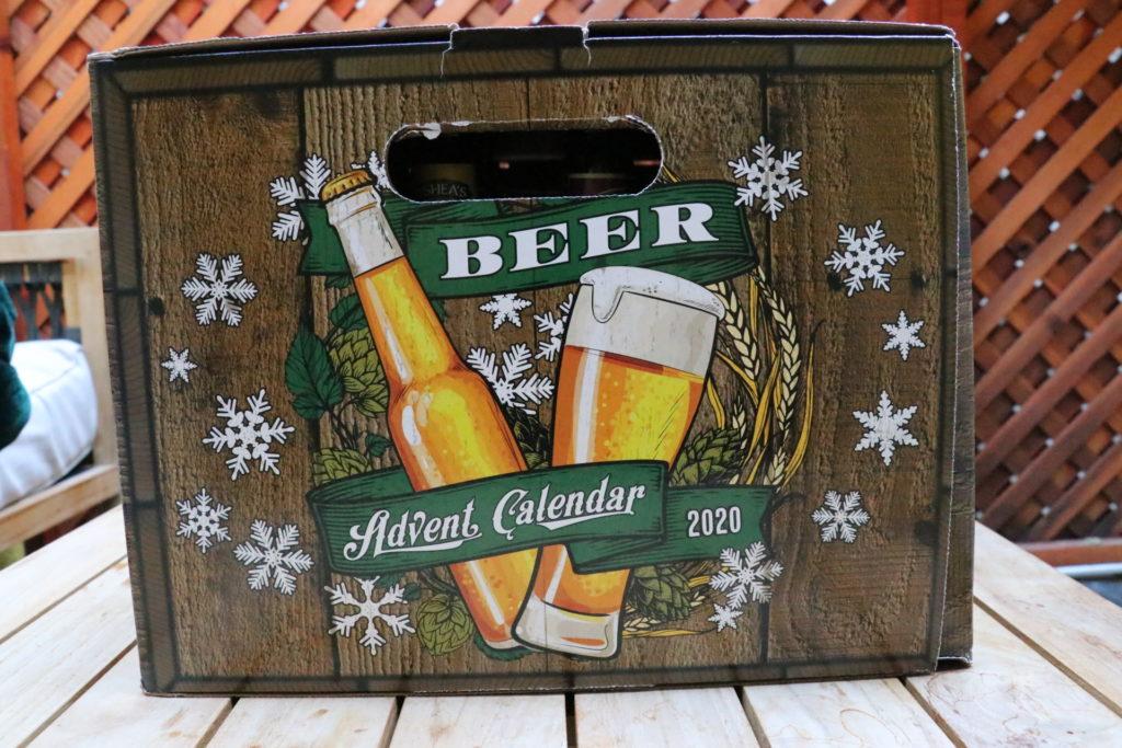 アドベントカレンダー、ビール