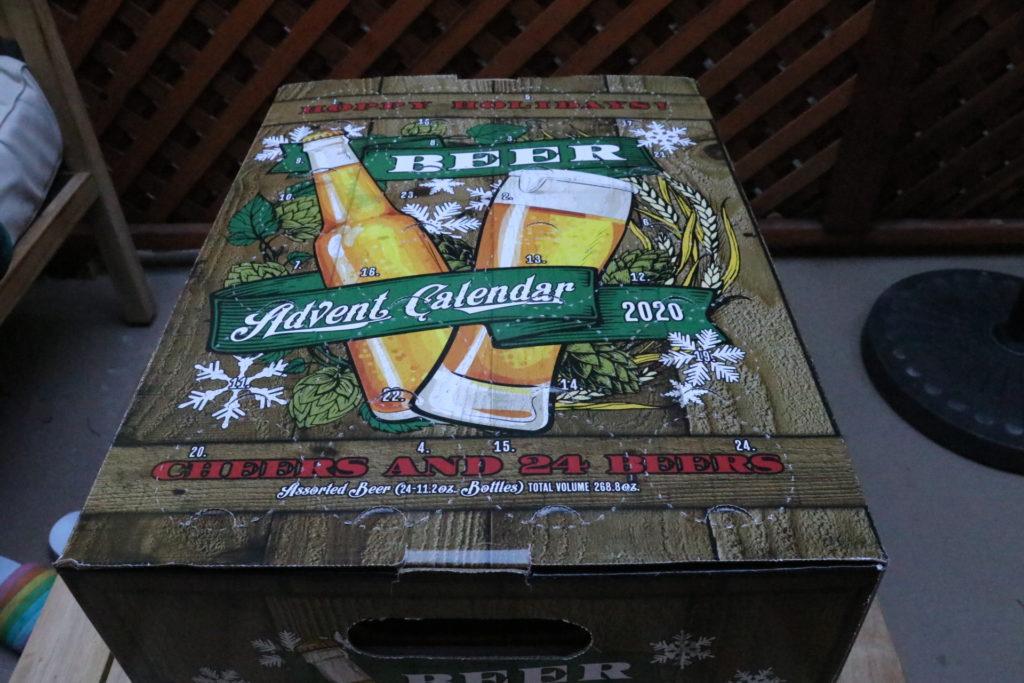 ビールのアドベントカレンダー