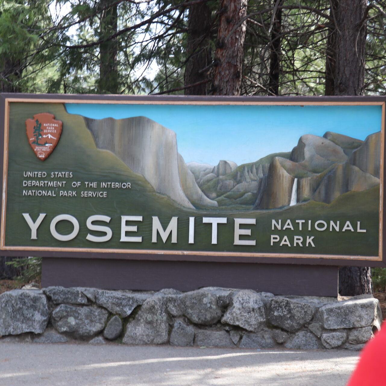 ヨセミテ国立公園 カリフォルニア キャンプ
