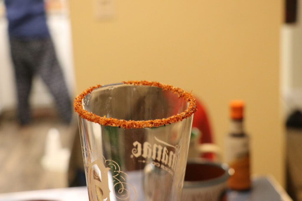 タヒン、メキシコ、tajin、カクテル、調味料
