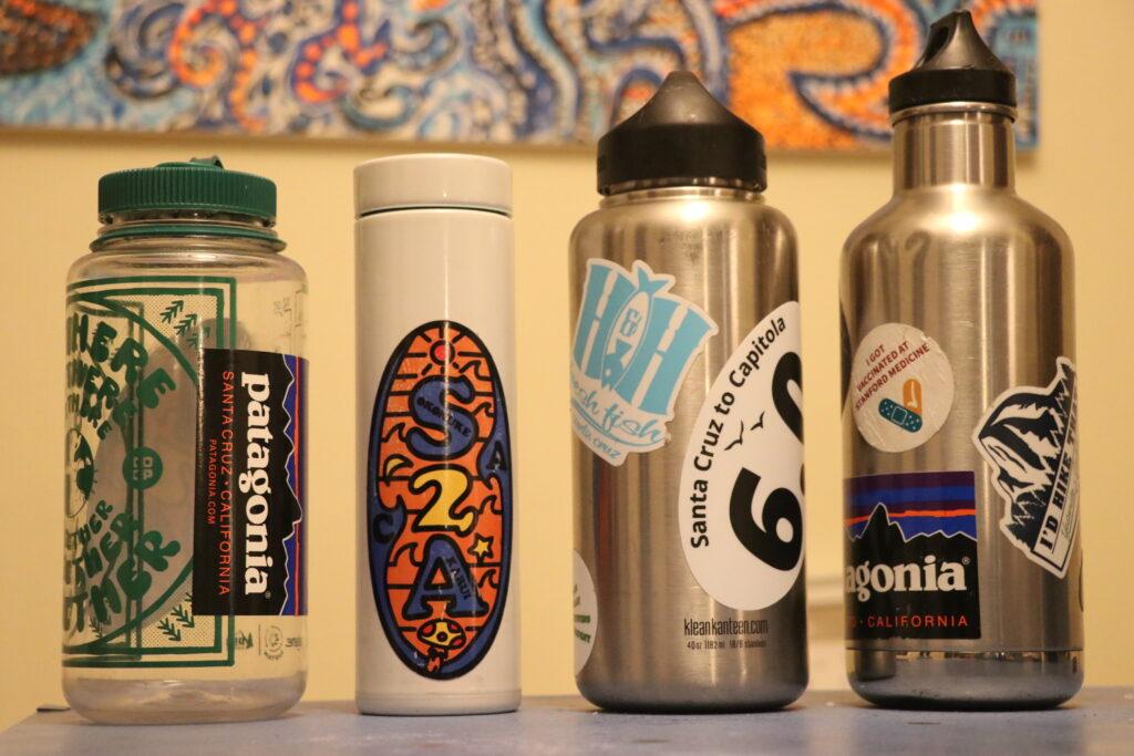 マイボトル、ウォーターボトル、プラスチックフリージュライ