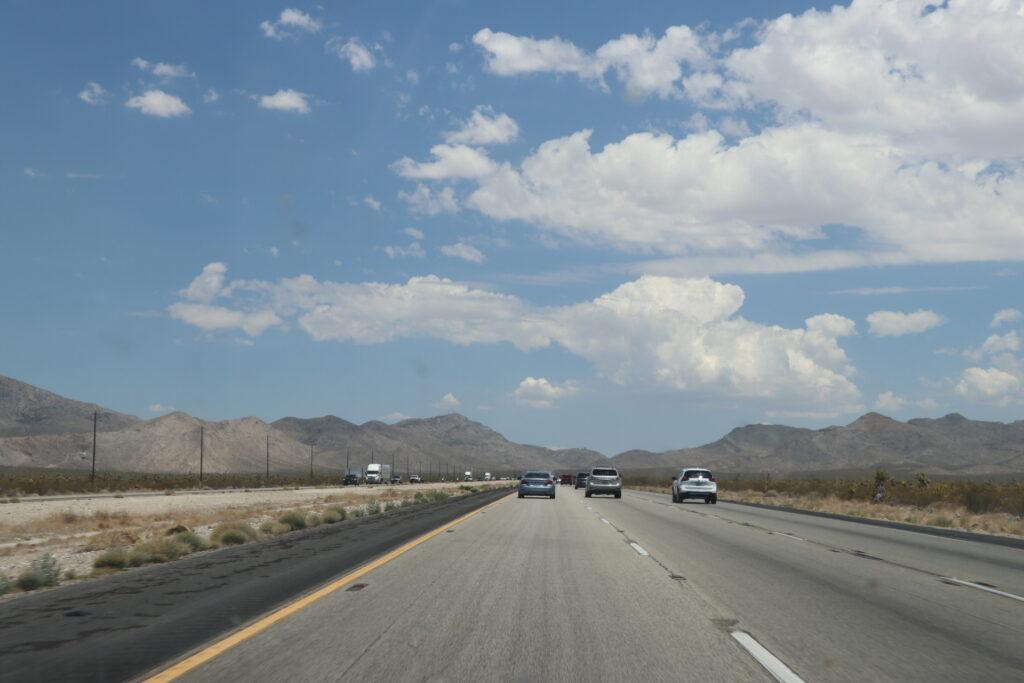 ラスベガス、パロアルト、カリフォルニア、ロードトリップ