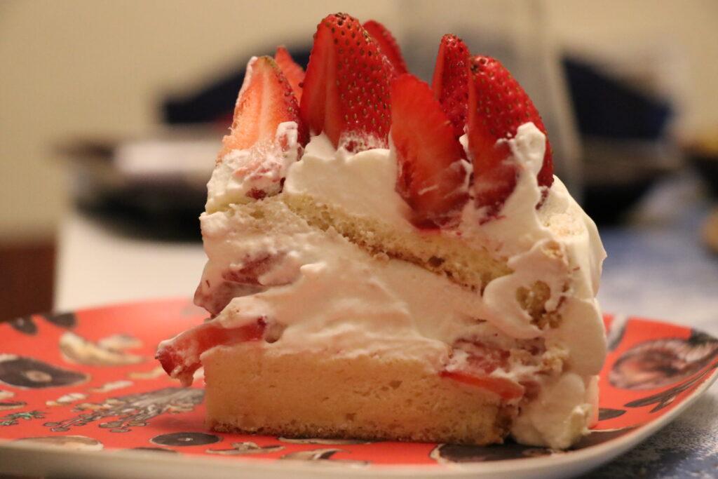 アメリカ生活、ケーキ作り、トレーダージョーズ、トレジョ