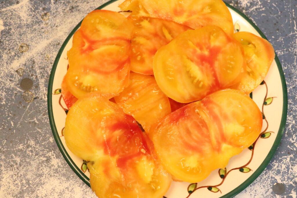 エアルームトマト、heirloom tomato